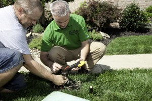 Landscape supply, lighting, water gardening, drainage, irrigation.