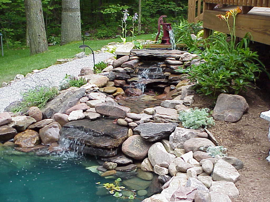 Water Features Relieve Stress, Inducing Water Feature3