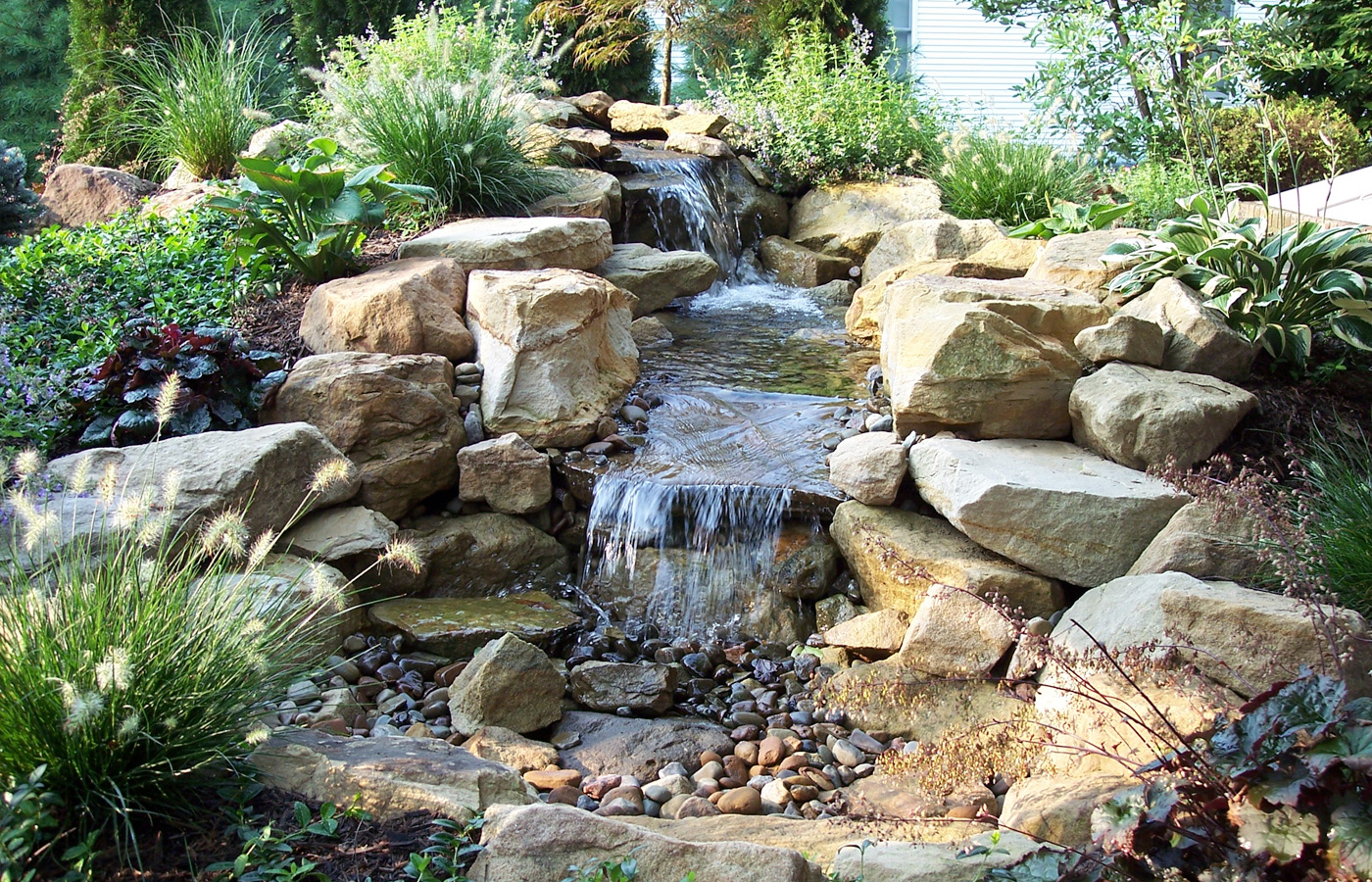 water feature a world of possibility in water features wolf creek